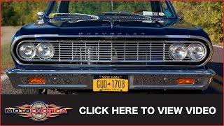 1964 Chevrolet Chevelle Malibu SS (SOLD)