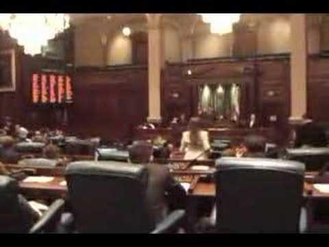 Model Illinois Government 2006 Veto Session 1