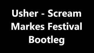 Seamus Haji, Hard Rock Sofa feat. Usher - Scream for Starlight (Markes Festival Bootleg)