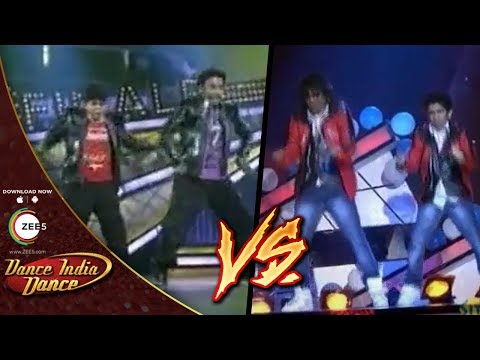 MIND BLOWING Finale Performance | Dharmesh Sir Vs Prince | DID Dance Ke Superkids