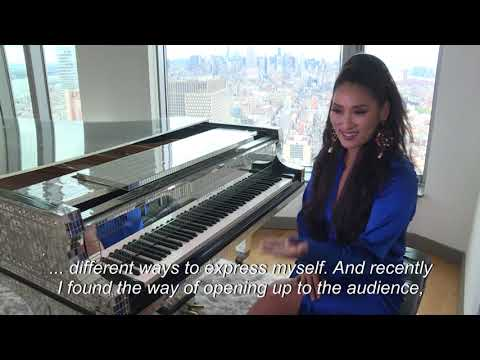 Chloe Flower, the scene-stealing pianist tuning up classical music | AFP Mp3