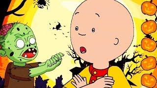Caillou en Français - Caillou Spécial Halloween | dessin animé en francais | conte pour enfant