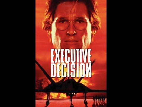 Executive Decision(1996) aka. Nothing Happens(Rant)