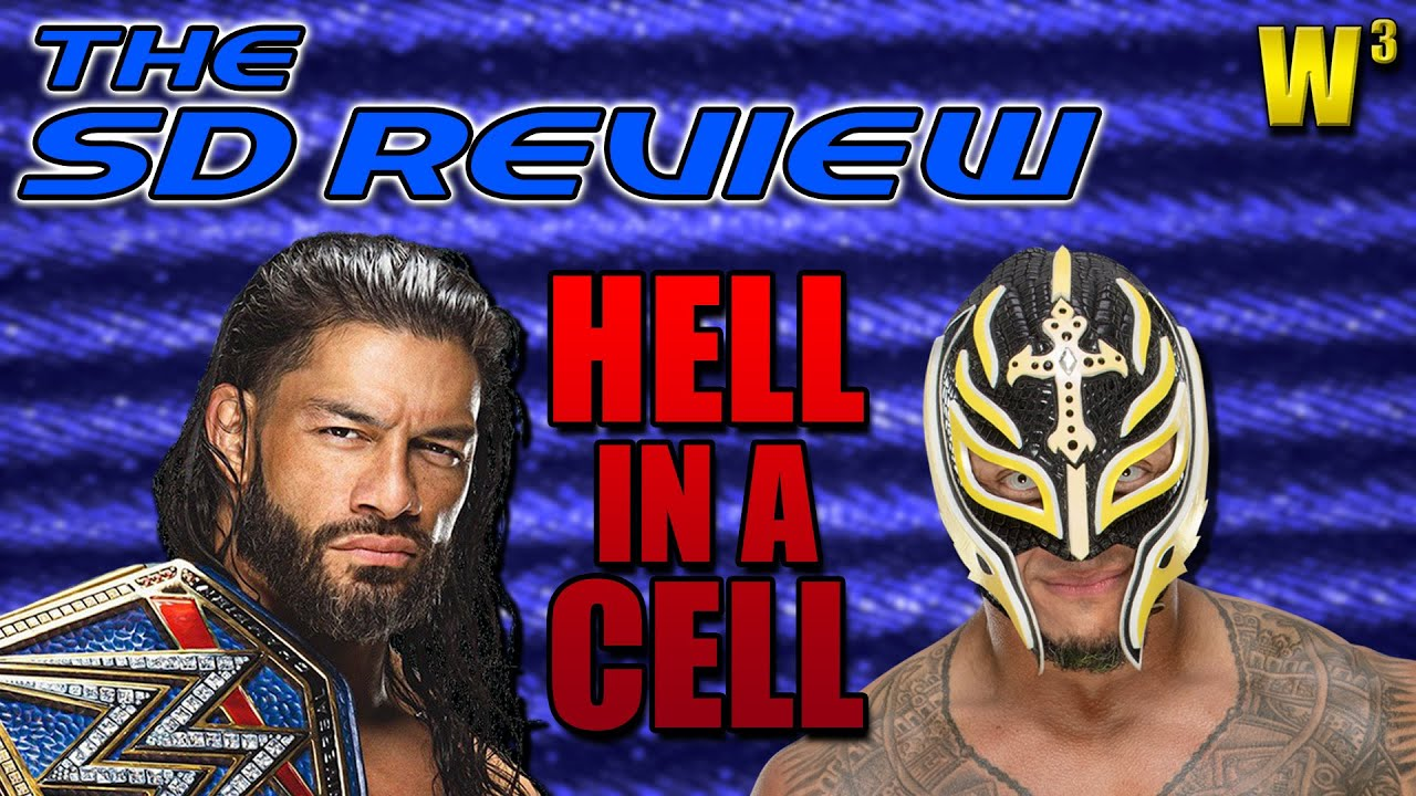 Roman Reigns vs. Rey Mysterio - Hell in a Cell! | The Smackdown Review (June 18, 2021)
