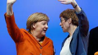 """Annegret Kramp-Karrenbauer im Porträt: """"Sie ist eine Art Mini-Merkel"""""""