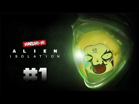 Alien: Isolation - ฝูงมฤตยูสยองจักรวาล - Part 1