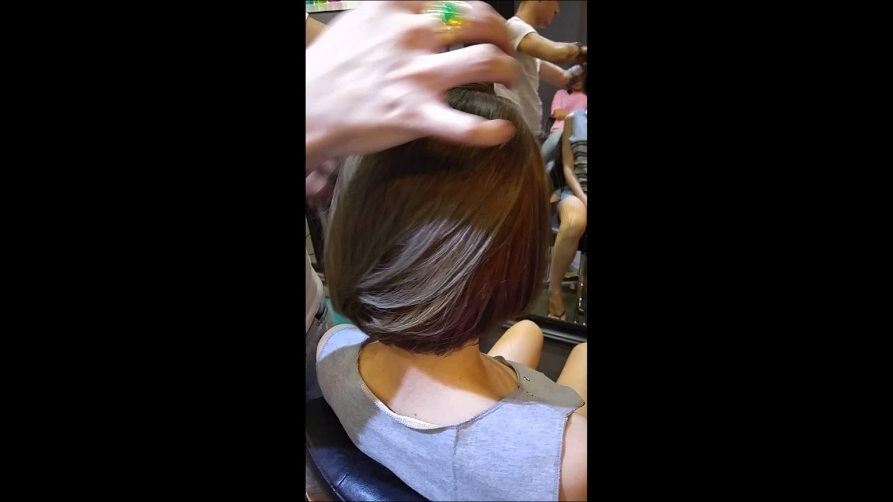 Ash Dark Green Dirty Blonde Red By Ugly Duckling Youtube