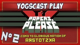 Papers Please - Part 2 - Detention