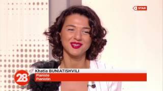 Khatia Buniatishvili - Interview 2016