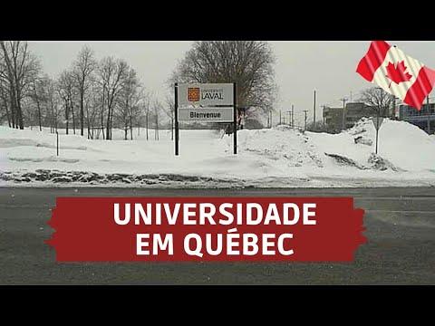 Universidade Laval - Québec, Canadá