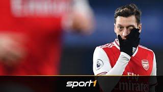 Nächster Rückschlag für Özil | SPORT1 - DER TAG