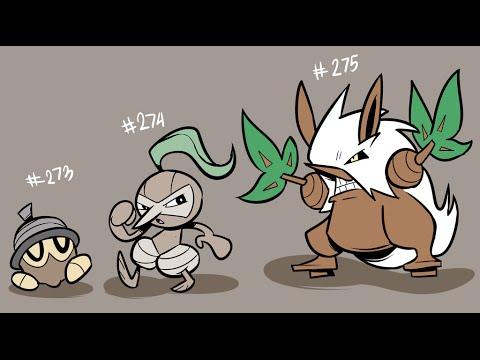 seedot pokemon evolution chart wwwpixsharkcom images