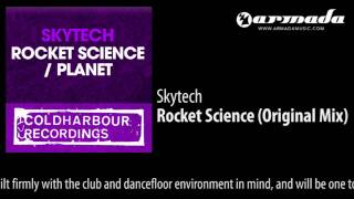 Skytech - Rocket Science (Original Mix) [CLHR107]
