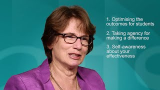 Professional conversations: Adaptive expertise - Helen Timperley