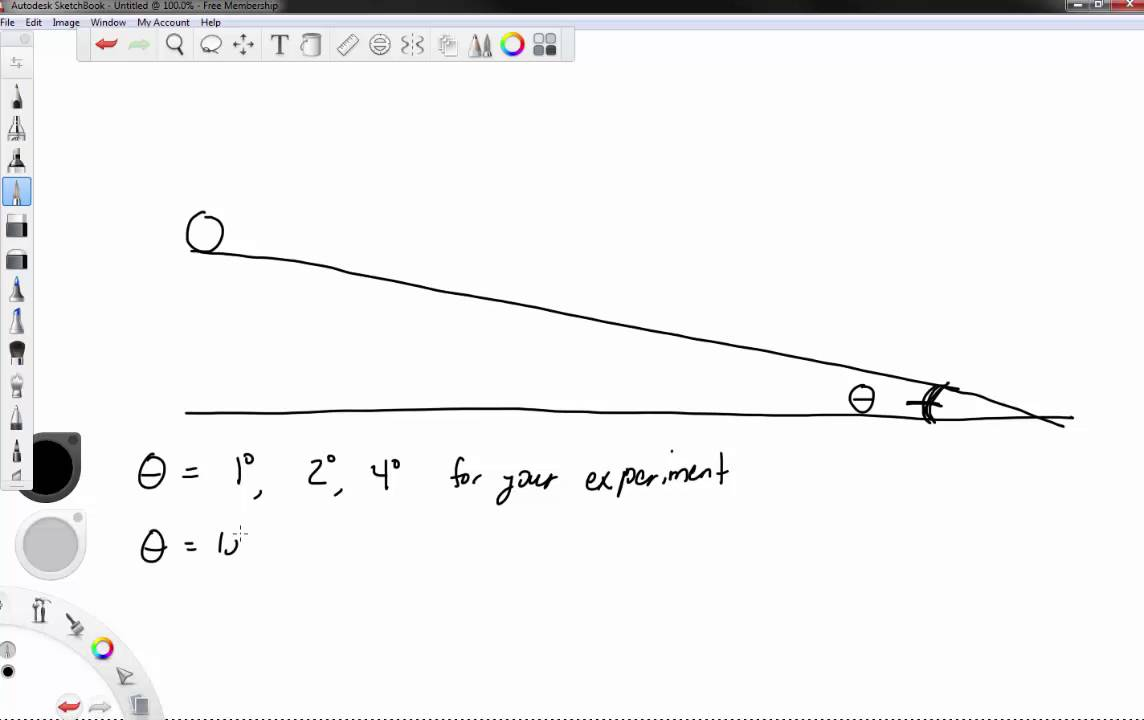 Physical Science Lab02--Acceleration On Ramp--Discussion