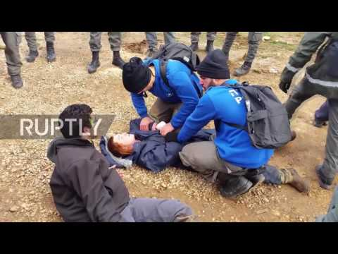 State of Palestine: Violence erupts as Israel evicts hundreds of illegal settlers from West Bank