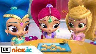 Shimmer and Shine | Flying Flour | Nick Jr. UK
