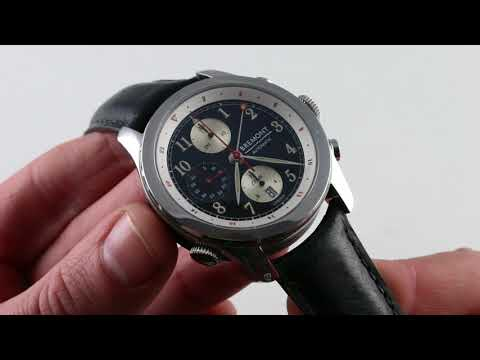 Pre-Owned Bremont DH-88/SS Luxury Watch Review