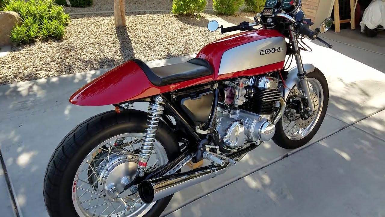 1976 Honda CB750 Cafe Racer