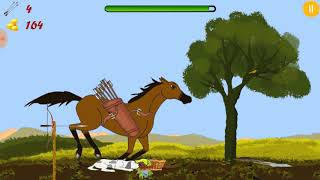 Archery Bird Hunter video game #1 screenshot 2