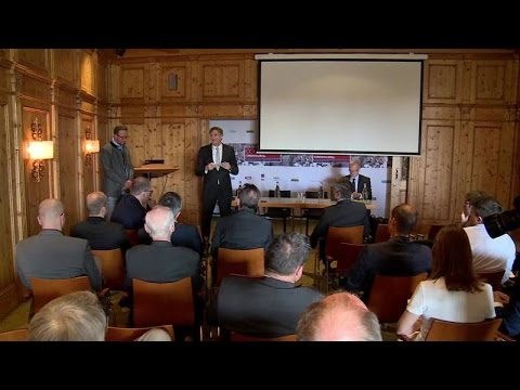 """Gedankenaustausch auf höchstem Niveau beim """"Colloquium Obergurgl"""" 2016 - VIDEO"""