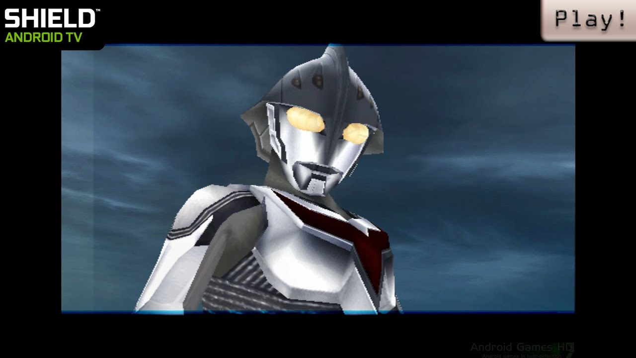 Play Ps2 Emulator For Android Ultraman Nexus Ingame Shield