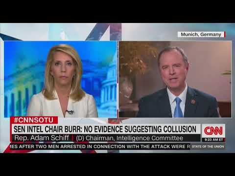 Adam Schiff On House Russian Probe: 'You Can See Evidence In Plain Sight'