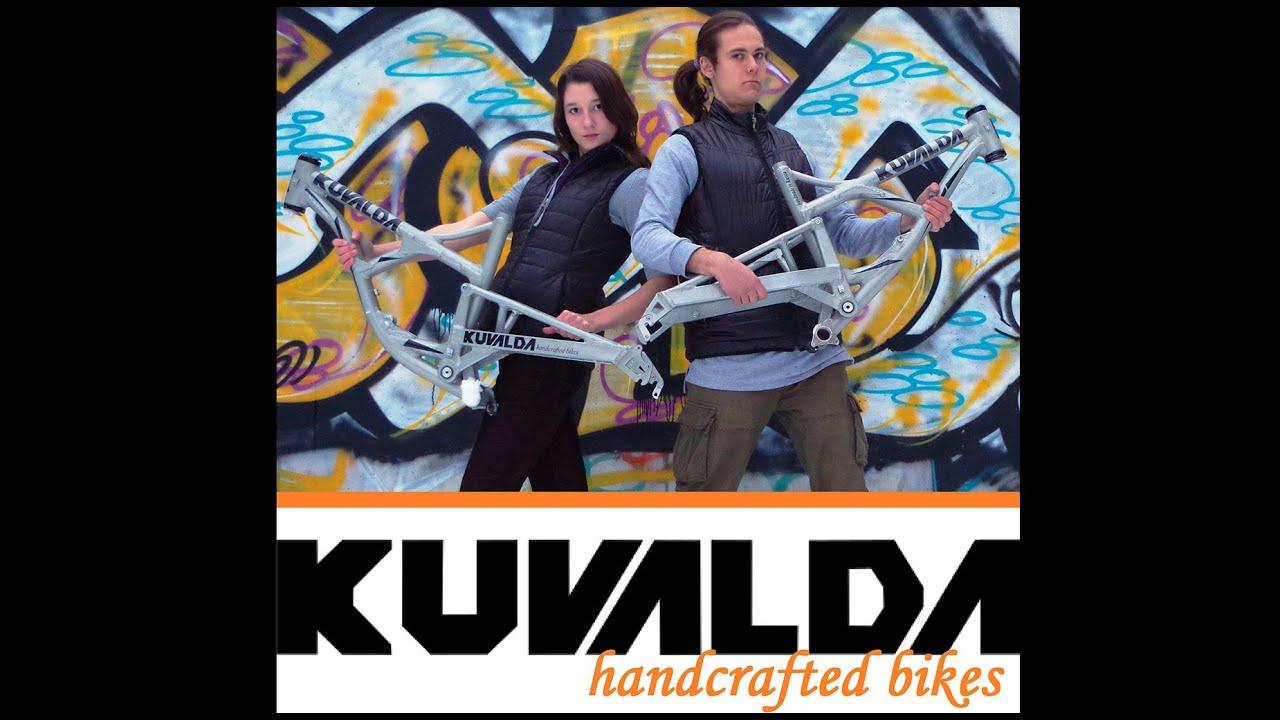 Двухподвесы ручной работы из России Kuvalda Bikes - Интервью