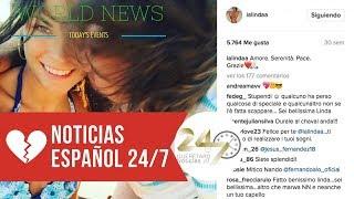 Fernando Alonso enseña Asturias a su novia Linda Morselli