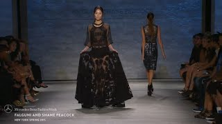 FALGUNI AND SHANE PEACOCK: MERCEDES-BENZ FASHION WEEK S/S15 COLLECTIONS
