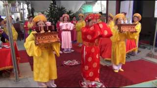 lễ khánh thành từ đường chi trần đình phú lộc 1