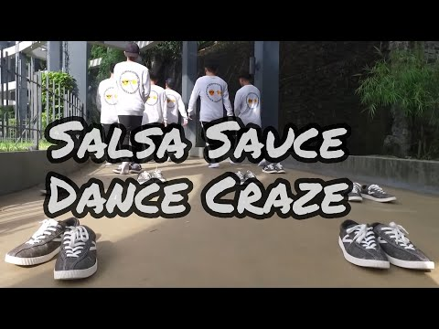 Salsa Sauce Dance Craze | Tretorn X Mastermind