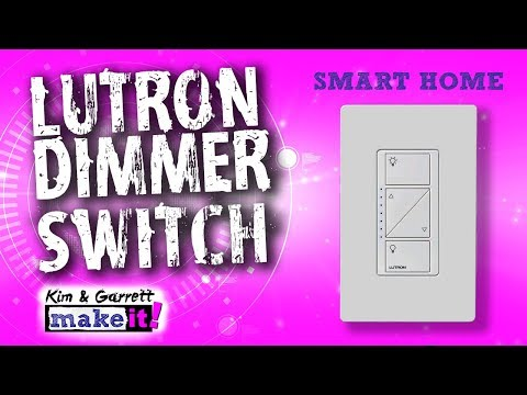 How To Install A Lutron Dimmer Switch DIY Smart Home