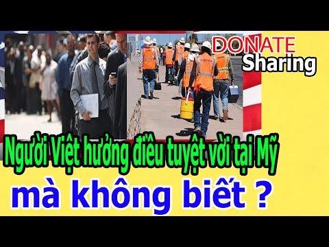 Người Việt h,ư,ở,ng điều tuyệt vời tại Mỹ m,à kh,ô,ng biết !