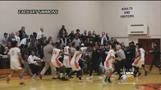 6 Adults, 6 Juveniles Charged In Clairton-Monessen Basketball Brawl