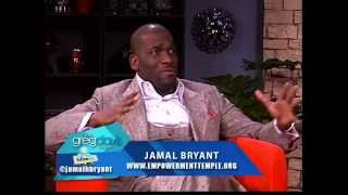 Pastor Jamal Bryant on The Greg Davis Show