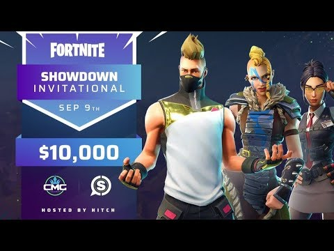 SCUF PS4 FORTNITE $10K TOURNAMENT!! [How YOU Can Compete]