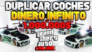 GTA 5 ONLINE *1.39* l NUEVO TRUCO DUPLICAR COCHES DE LUJOS DINERO INFINITO !! PS4/XBOX/PC