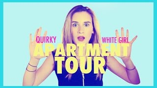 Quirky White Girl APARTMENT TOUR