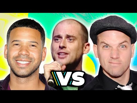 VidCon Epic Rap Battles of History: Romney vs Obama