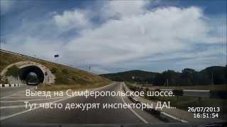 Любимовка, фото и видео! Поездка Крым на автомобиле в 2013 году, часть 7(Фото и видео отдыха в посёлке Любимовка, Крым, недалеко от Севастополя. Что хорошего в этом посёлке, а что..., 2013-10-10T16:34:35.000Z)