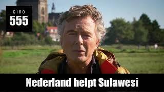 Bert van Leeuwen - Nederland helpt Sulawesi
