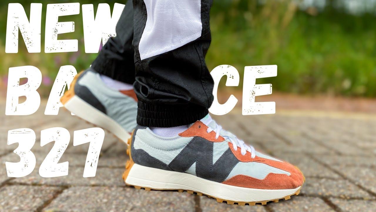 new balance foot