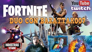 🔴 THE MOST RARE BUGUEO OF FORTNITE WITH BAZATTACK007, attention for the...