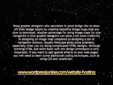 Web design information - Some information to get you started.