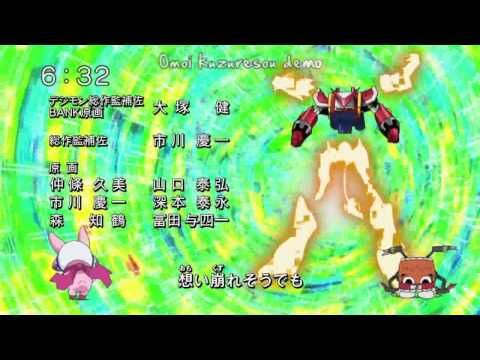 Digimon Xros Wars OP . 2 HD