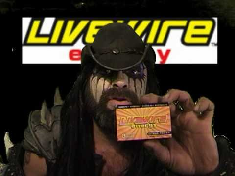 LIVEWIRE ENERGY @ MONSTER MADHOUSE TV !!