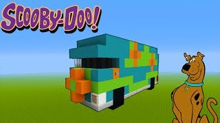 Minecraft Tutorial: How To Make The Mystery Machine