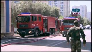 Deadly Fire In Baku Apartment Building