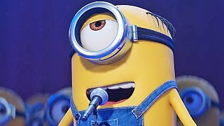 Minions Sing! Despicable Me 3 | official FIRST LOOK clip & trailer (2017)